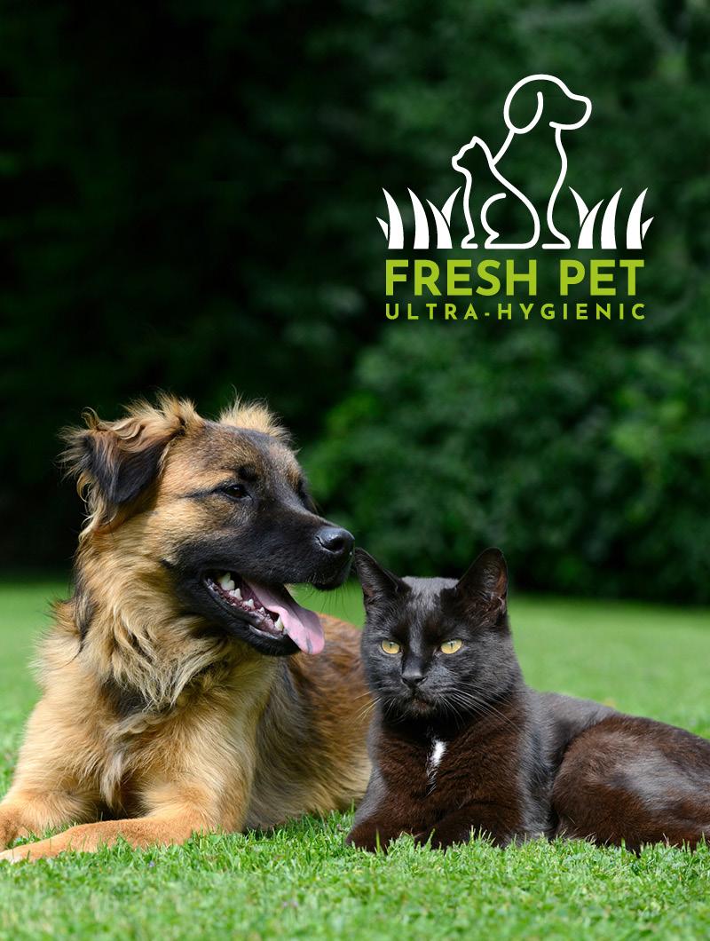 Erba sintetica per animali Fresh Pet
